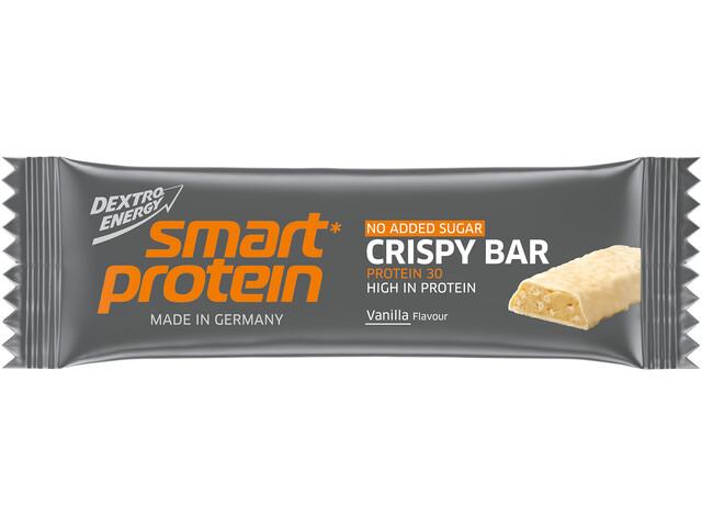 Dextro Energy Smart Protein Crispy Box 15 x 45g Vanilla